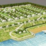 Model-of-village