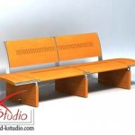 Bench 'Africa'