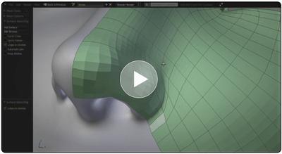 Bsurfaces for Blender   Kstudio - 3ds Max Plugins & Scripts