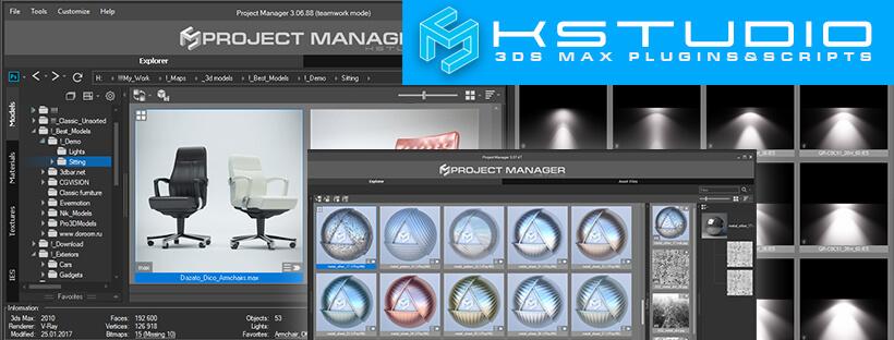 Kstudio - 3ds Max Plugins & Scripts