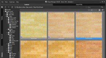 Bitmap Textures Explorer
