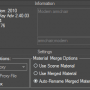 Models Manager - Settings and Information