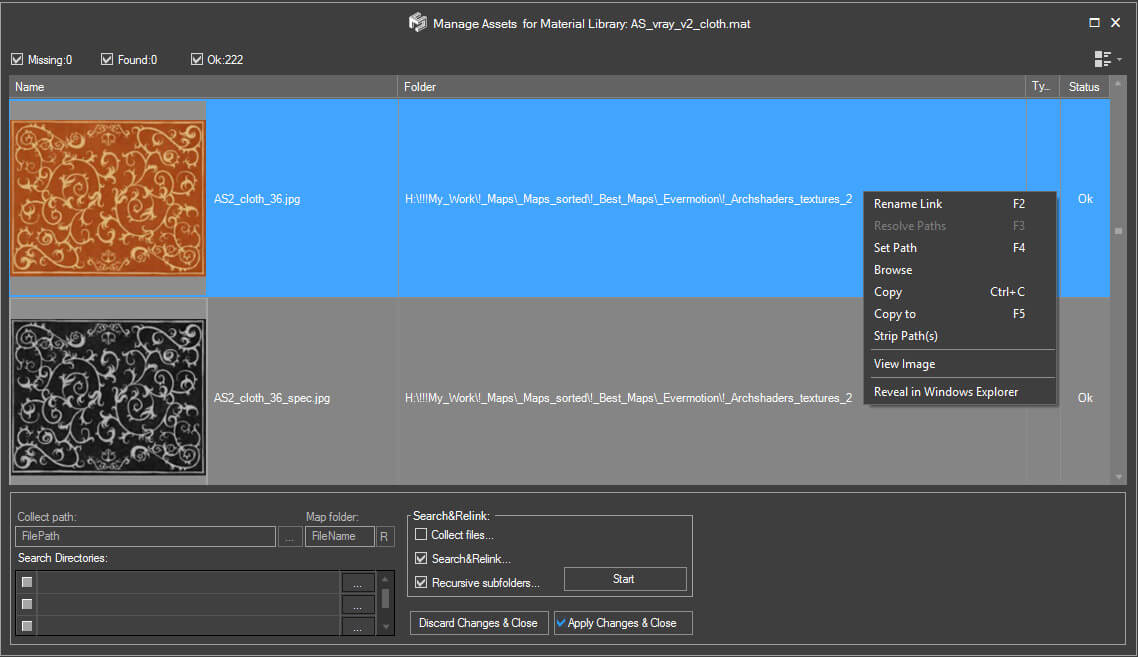 Project Manager version 2 60 27 | New version of Asset