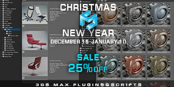 Christmas&New Year Discounts