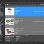 Models Manager - max file information