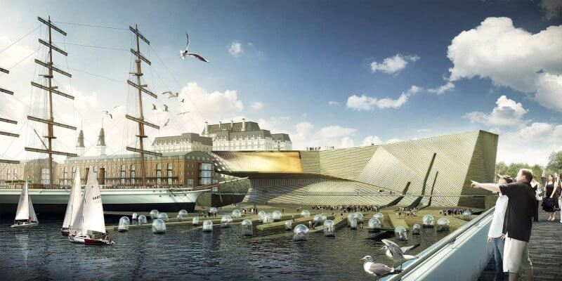 New Contemporary Art Museum Competition