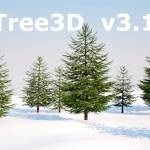 ATree3D - 3D Plant Generator for 3ds Max
