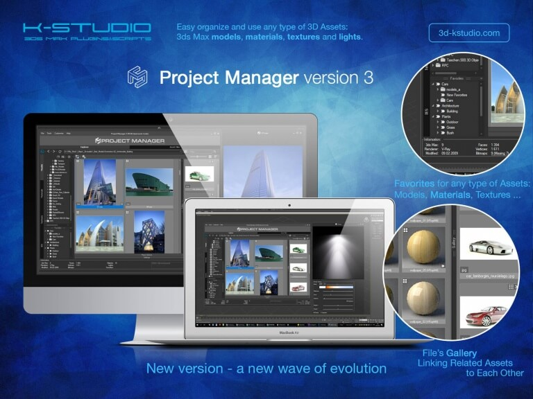 Project Manager version 3