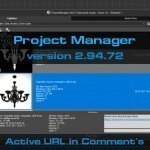 Project Manager version 2.94.72 - Ability to use active URL in Comment's