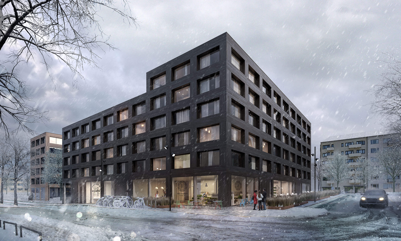 Architectural visualisation by Viktor Kolesnikov | Kstudio - 3ds Max