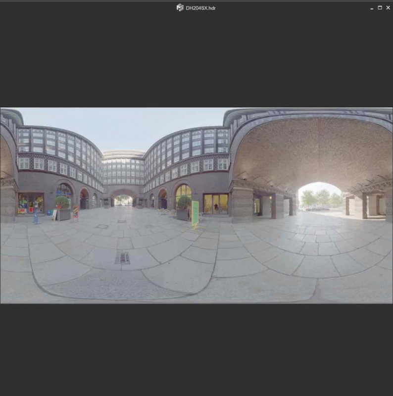 Project Manager v.3 - Asset View HDRI