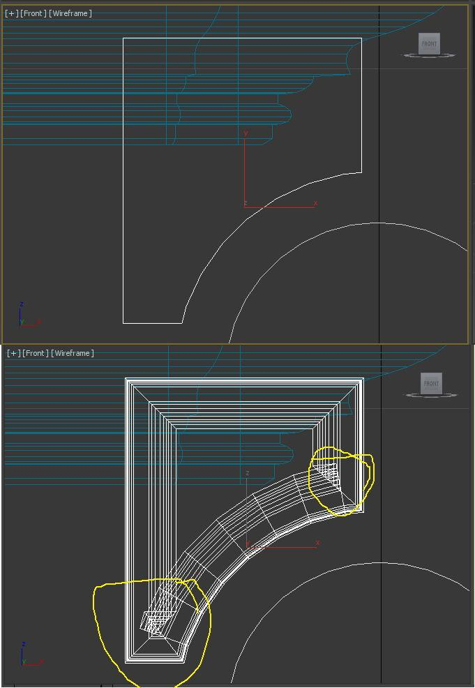 How to get rid of overlap ? | TrackScripts: Support | Kstudio - 3ds